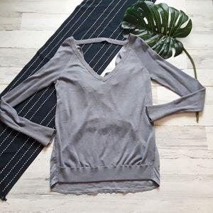Lululemon| Unity Pullover V Neck Sweater Size 10